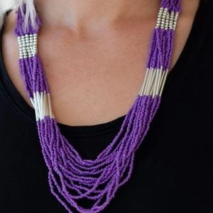 NWT Seed Bead Necklace Lot Paparazzi